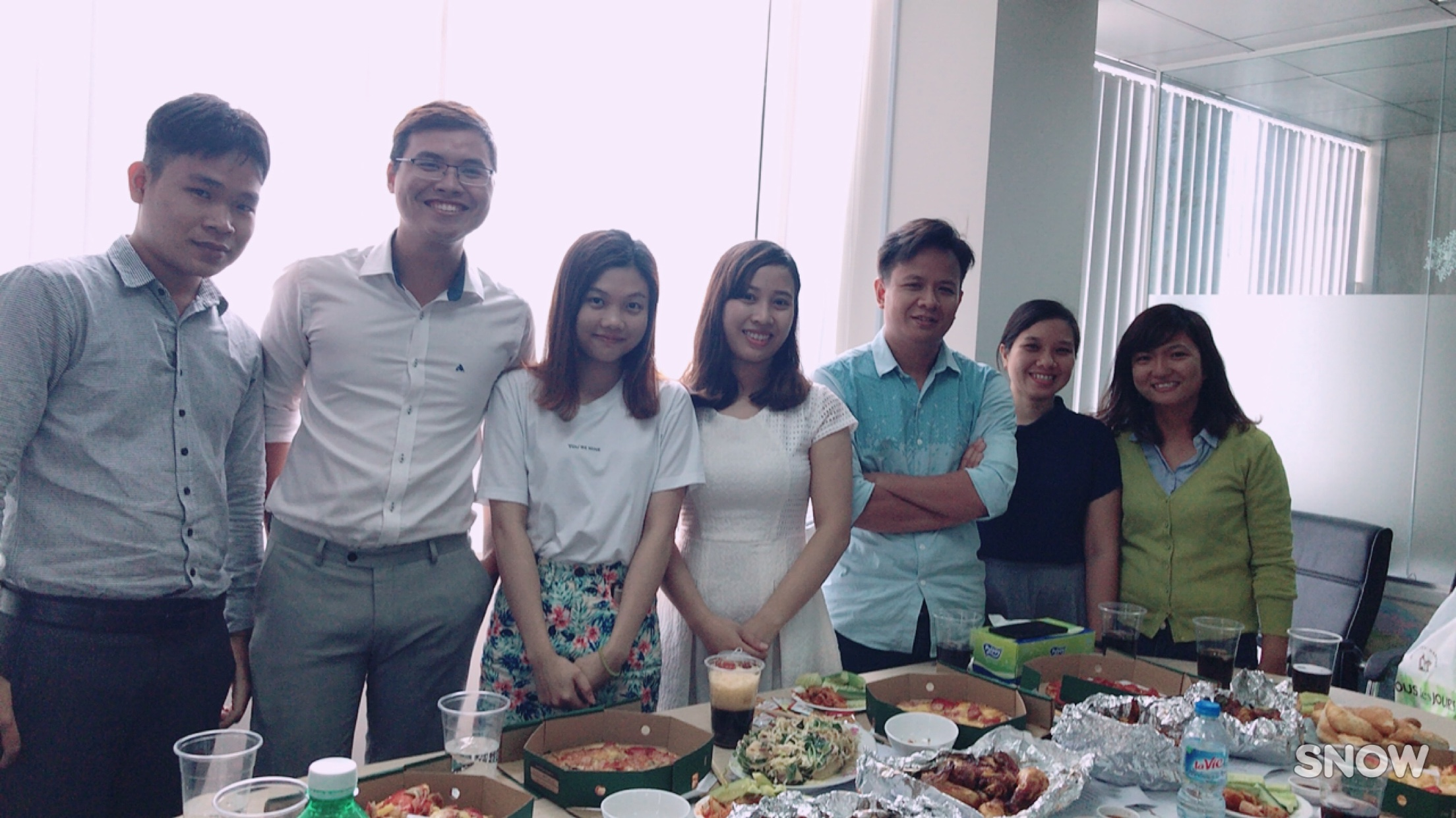Birthday party Loan/Ly/Nhan